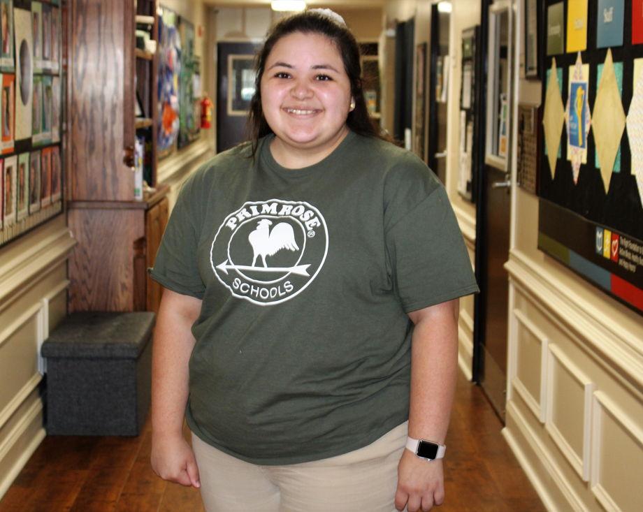 Ms. Alyssa Wilken , Explorers Assistant Teacher