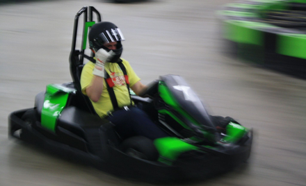 DelVal Karting Night at Speed Raceway - 3/22/18