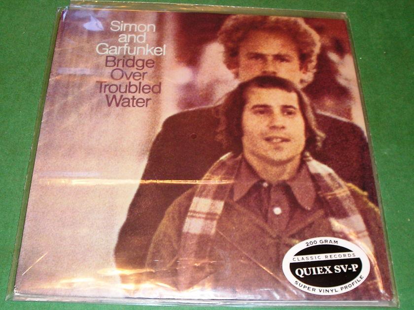 "SIMON & GARFUNKEL  ""BRIDGE OVER..."" - CLASSIC RECORDS 200 GRAM PRESS * NM 9/10 *"