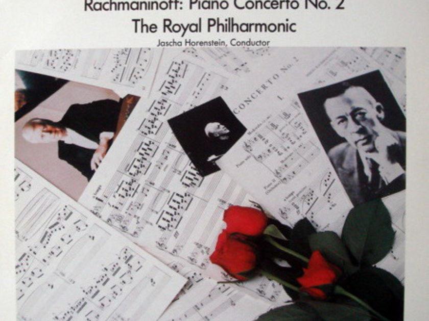 ★Audiophile 180g★ Chesky / WILD-HORENSTEIN, - Rachmaninoff Piano Concerto No.2, MINT(OOP)!