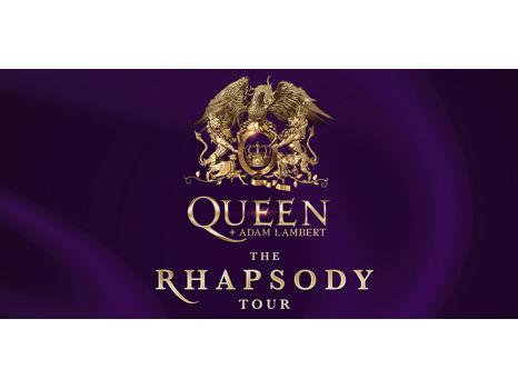 Four Tickets to Queen & Adam Lambert: The Rhapsody Tour