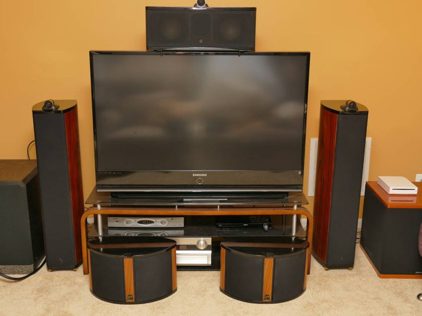 HiVi Swans Diva 5-speaker set