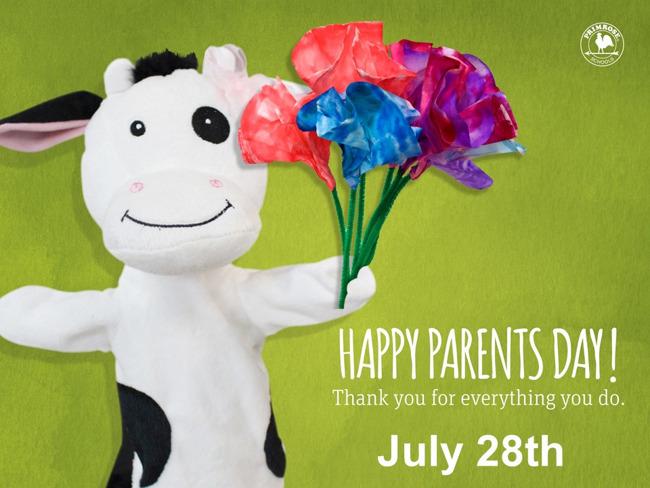 Primrose Harmony Parents Day