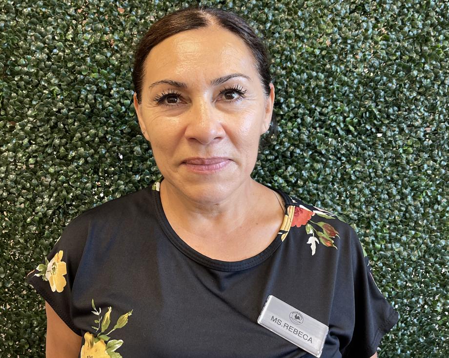 Rebeca Montelongo , Infant Teacher