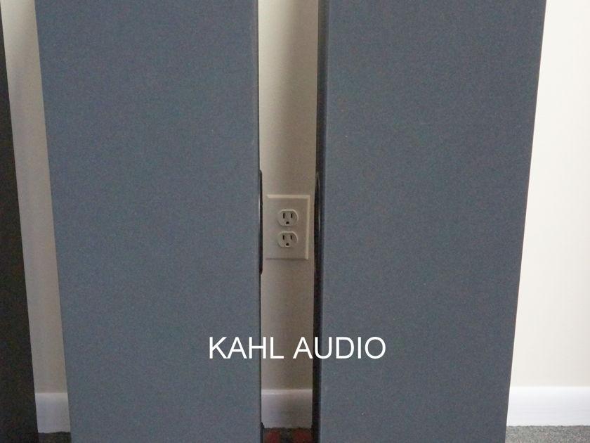 Von Schweikert Audio VR-22 floorstanding speakers. Lots of positive reviews. $3,000 MSR