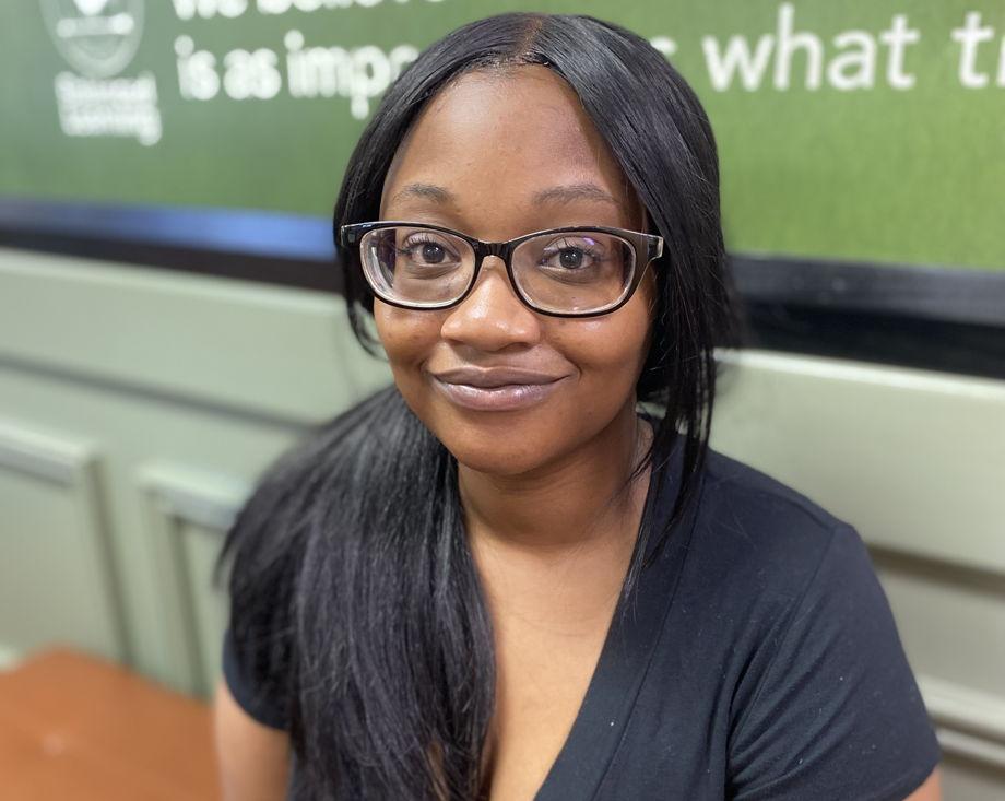 Ashlei Kennybrew , Toddler Assistant Teacher