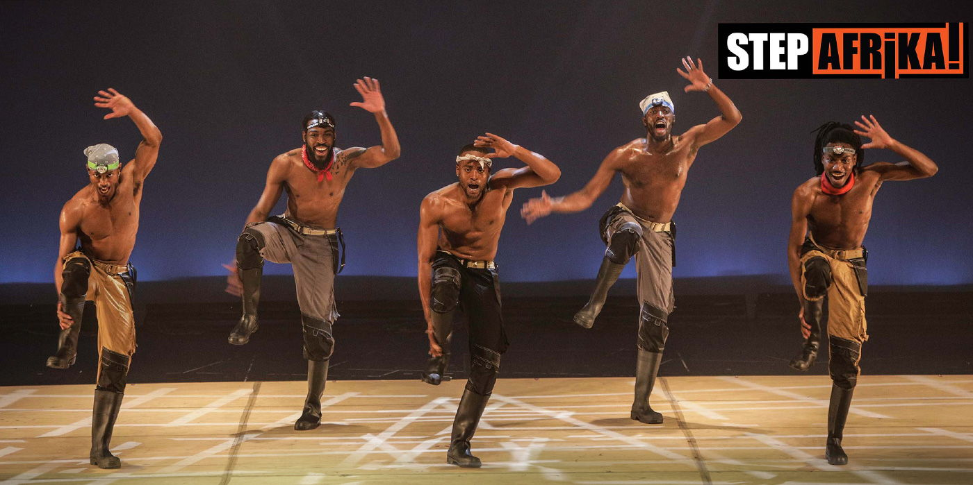 Step Afrika! Virtual Education Program