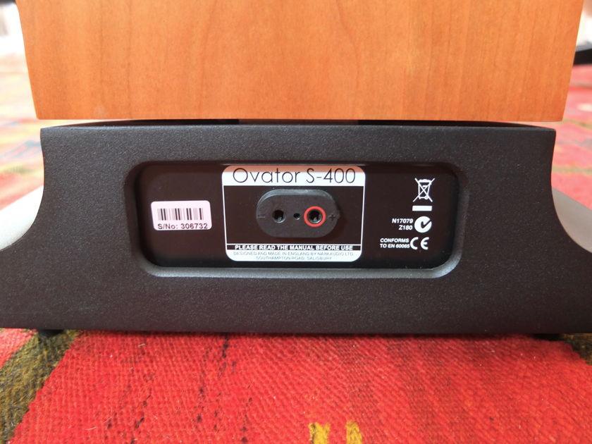 Naim Audio  Ovator S-400 Cherry Demo