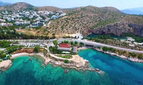 Голопам по Афинам: гора Парнифа, Храм Посейдона, озеро Вульагмени