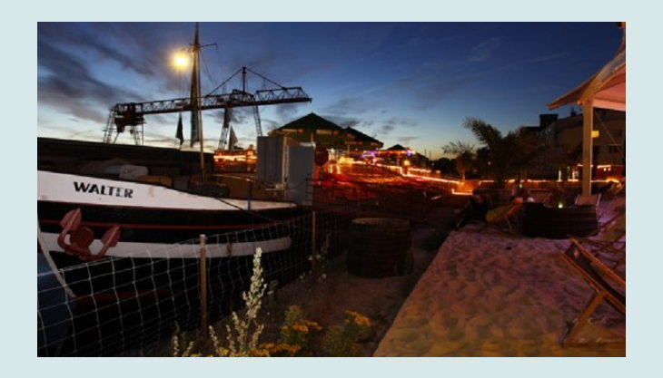 das eventschiff das schiff bei nacht