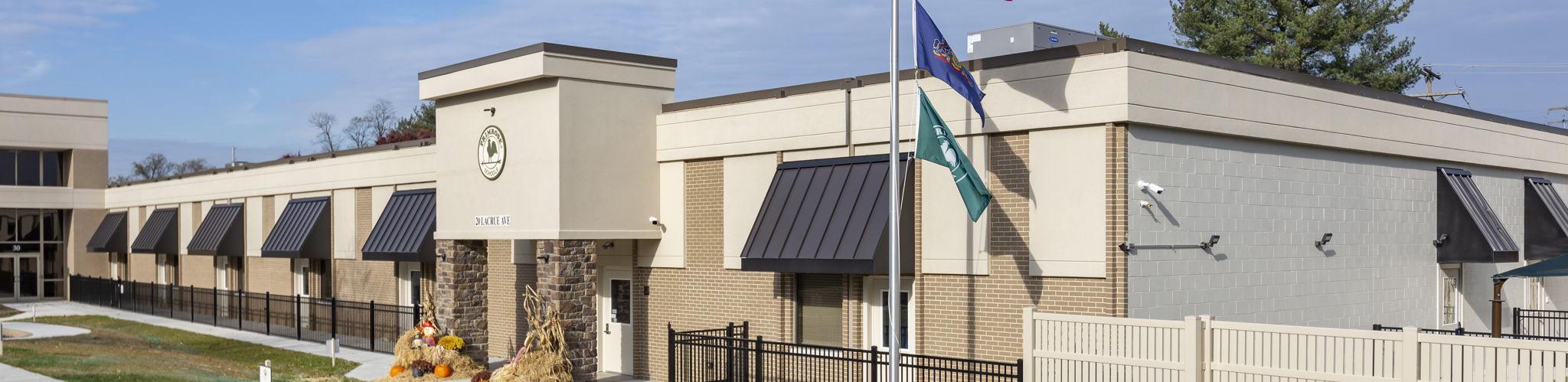 Exterior of Primrose School of Concordville