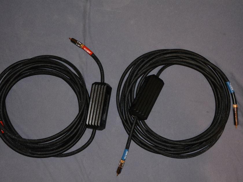 MIT / Spectral  MI-350 Ultralinear Ser. II RCA Interconnect 24 ft.