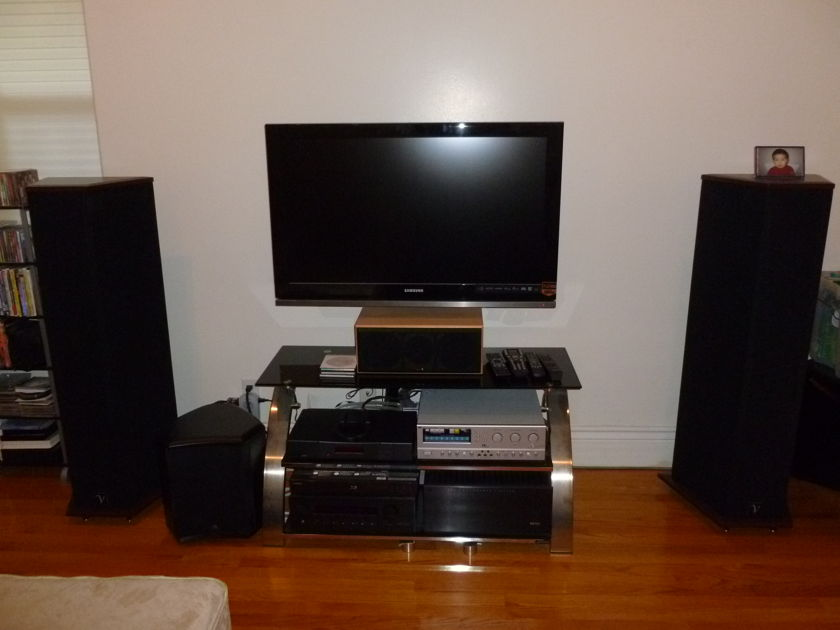 Von Schweikert Audio VR-33 Speakers Used in Mint Condition for Sale