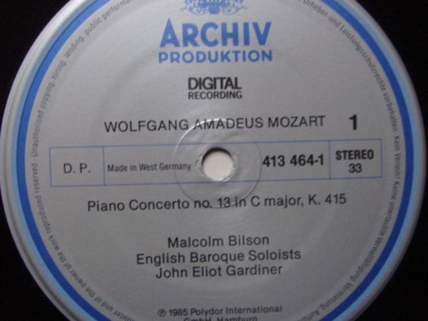 Archiv Digital / GARDINER-BILSON, - Mozart Piano Concerto No.13 & 15, NM!