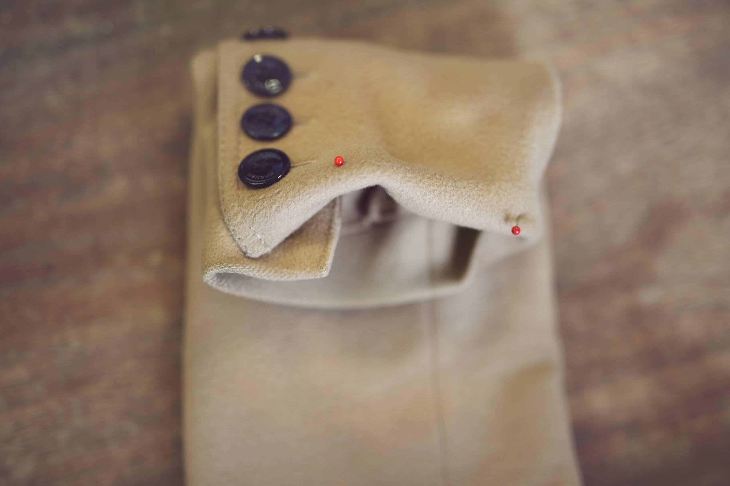 burberry coat alterations london