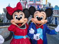 DISNEYLAND/CALIFORNIA ADVENTURE PACKAGE FOR 4
