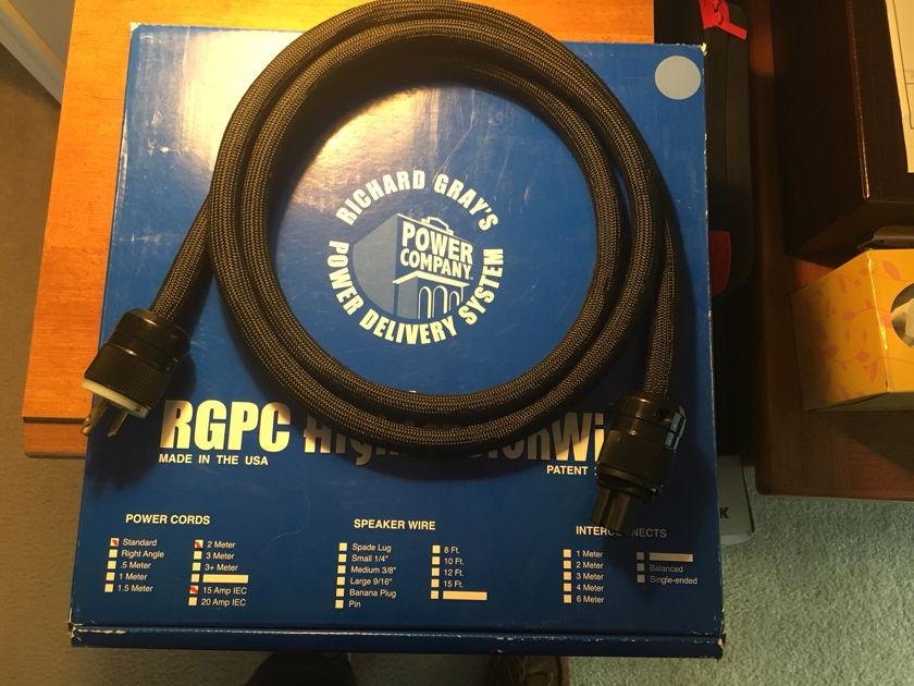Richard Gray RGPC High Tension Wire 2M