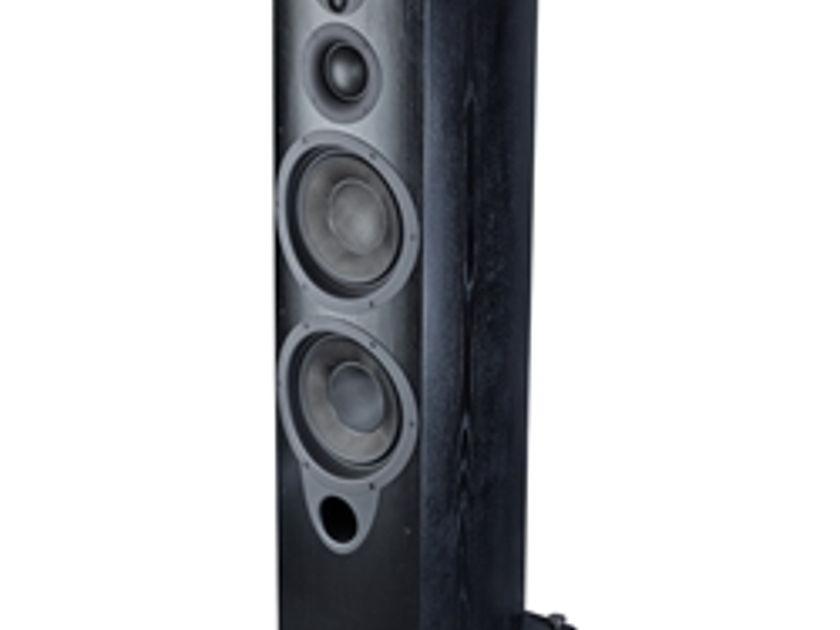 Wharfedale Opus 2-3 Gloss Black free shipping!