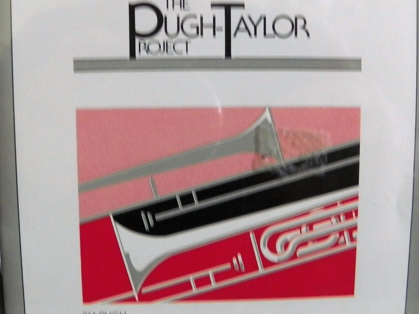 JIM PUGH/DAVE TAYLOR - THE PUGH-TAYLOR PROJECT dmp AUDIOPHILE CD