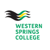 Western Springs College logo