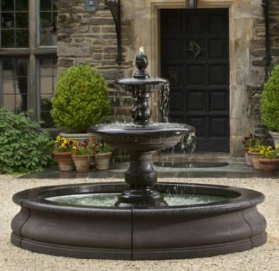 Outdoor Fountain Guidebook