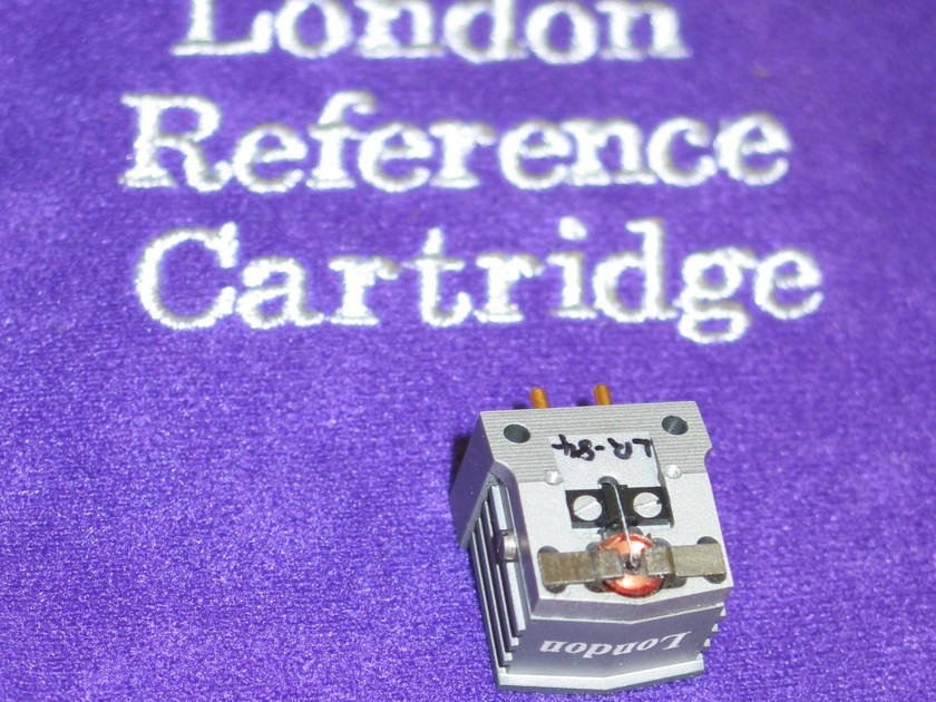 London Decca Reference Phono Cartridge