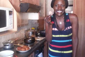 Learn to Make Tswana Confectioneries