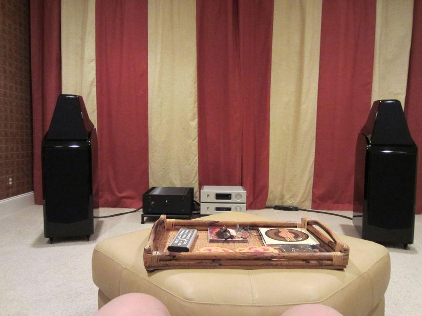 Wilson Audio Sasha W/P Amazing speakers in amazing condition!!