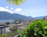 Ascona - Lake view and silence in central position