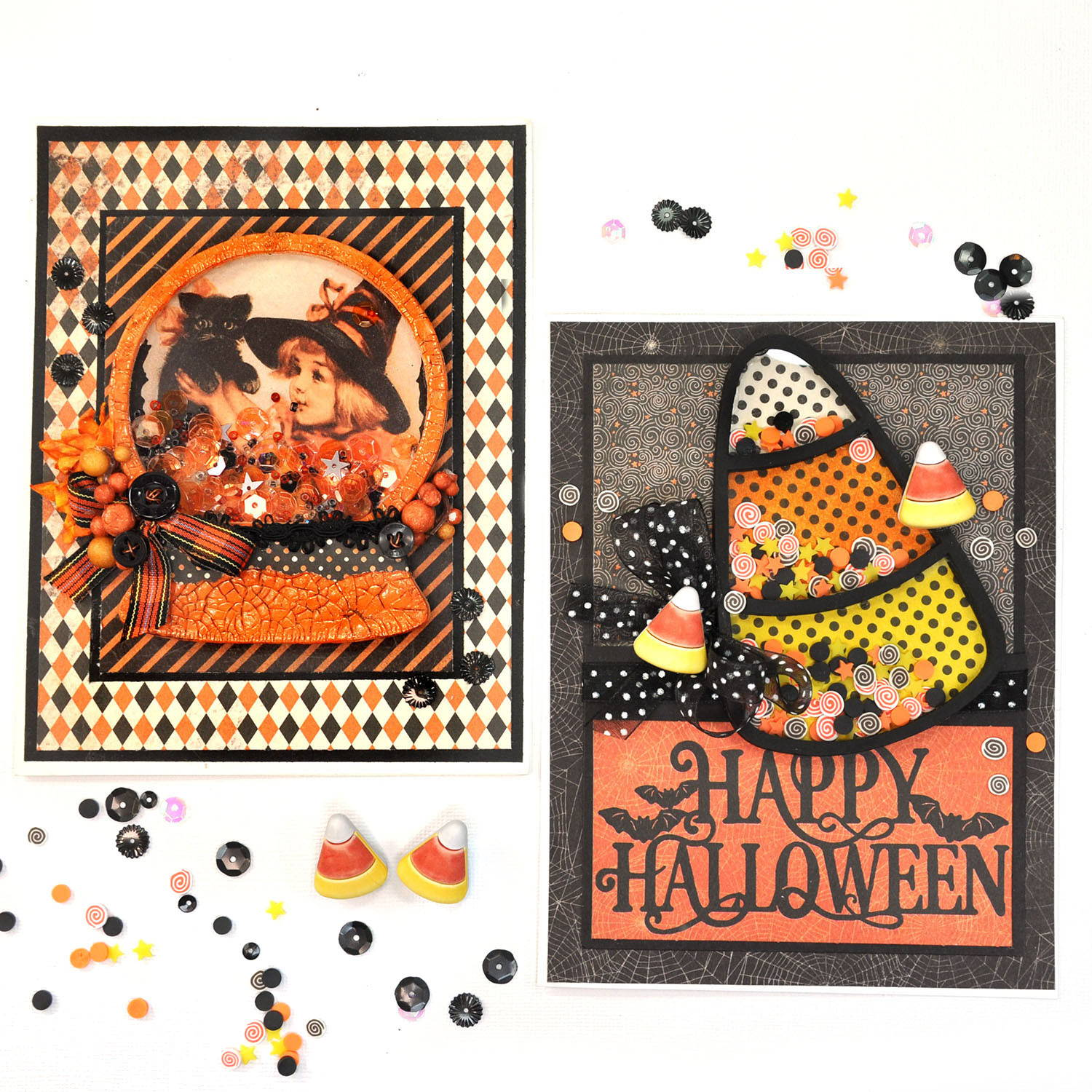 Buy Halloween Collection of Buttons