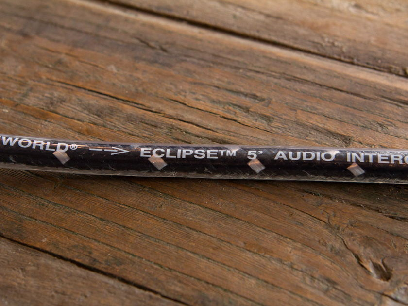 Wireworld  Eclipse 5.2 Interconnect 1.0M XLR (pair)