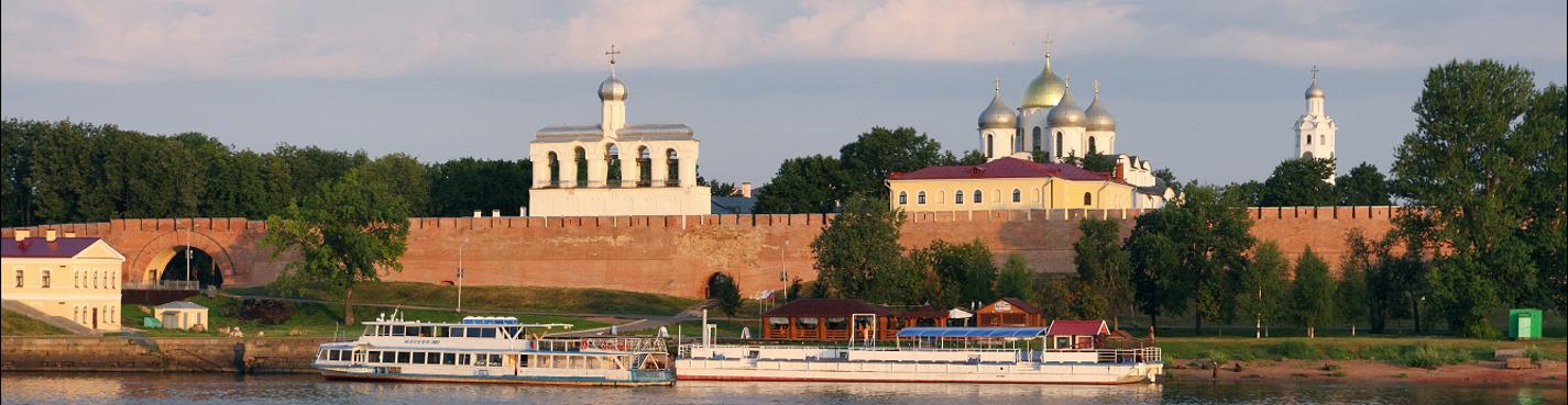 Кремль, Грановитая палата, Ярославово Дворище (пешая экскурсия)