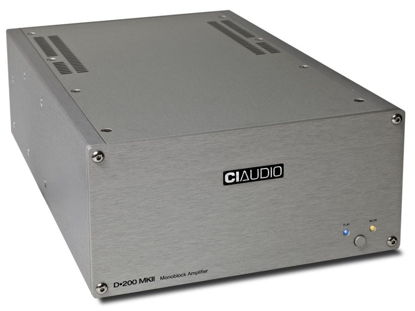 Channel Islands Audio D-200 MKII Monoblock Amplifiers
