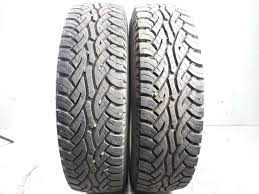 Continental cross contact 235-85-16 tyre 's featured image