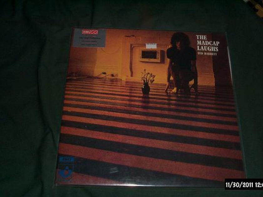 Syd Barrett - The Madcap Laughs emi 100th audiophile vinyl uk