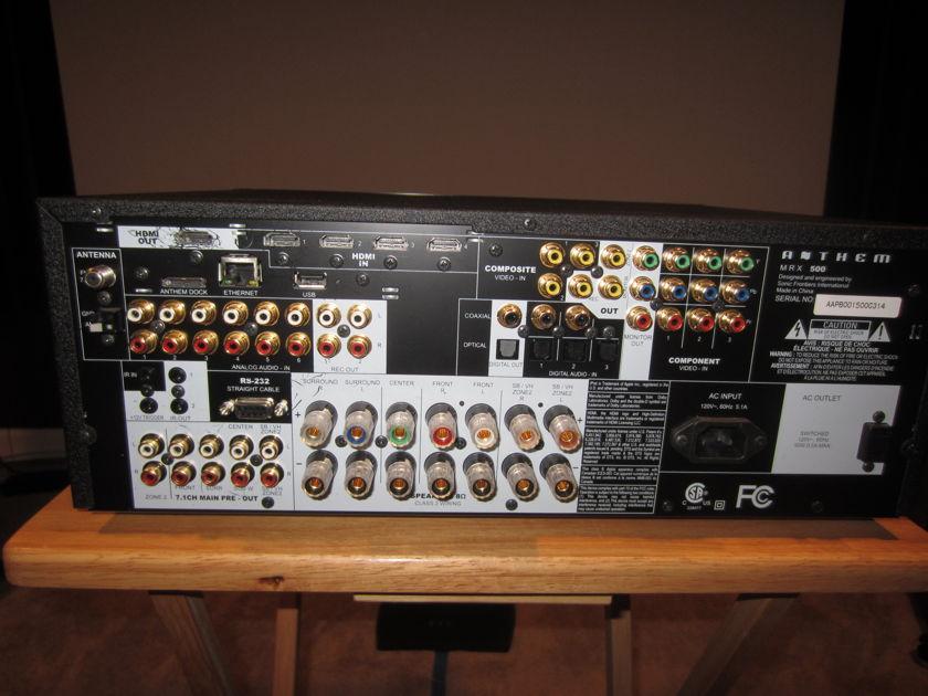 Anthem MRX 500
