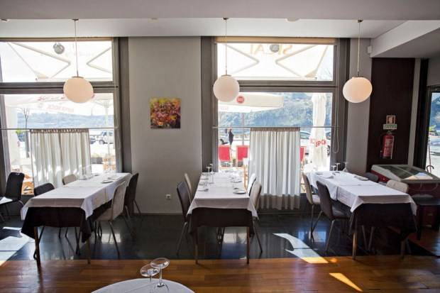 Our team picks Morfeu as a traditional restaurant to try in Porto.