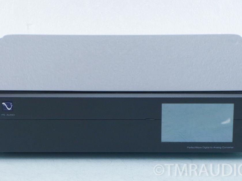 PS Audio PerfectWave DAC Mk II D/A Converter; PWD ii (9586)