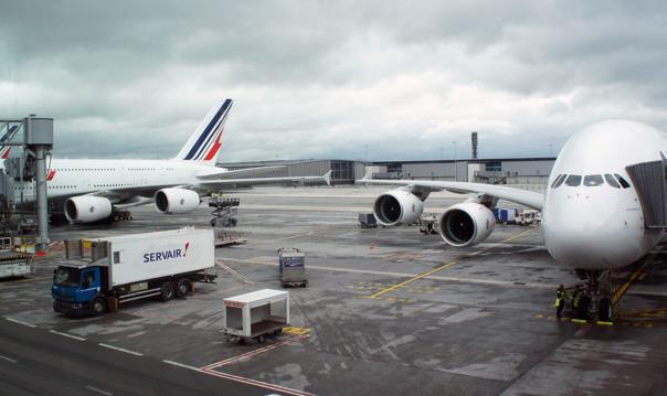 Трансфер из аэропортa Парижа