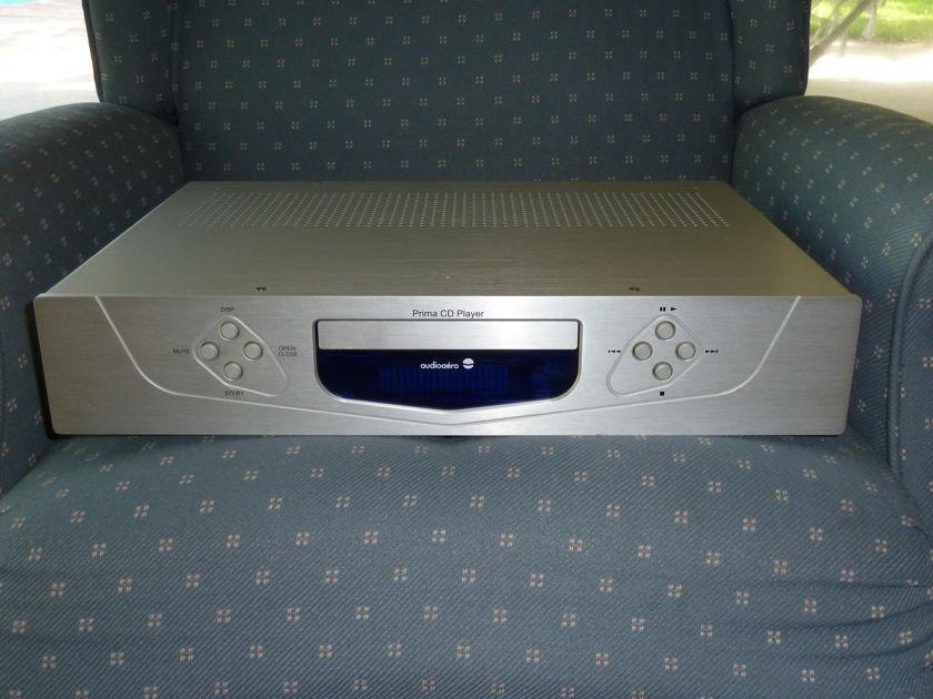 Audioaero Prima CD Player