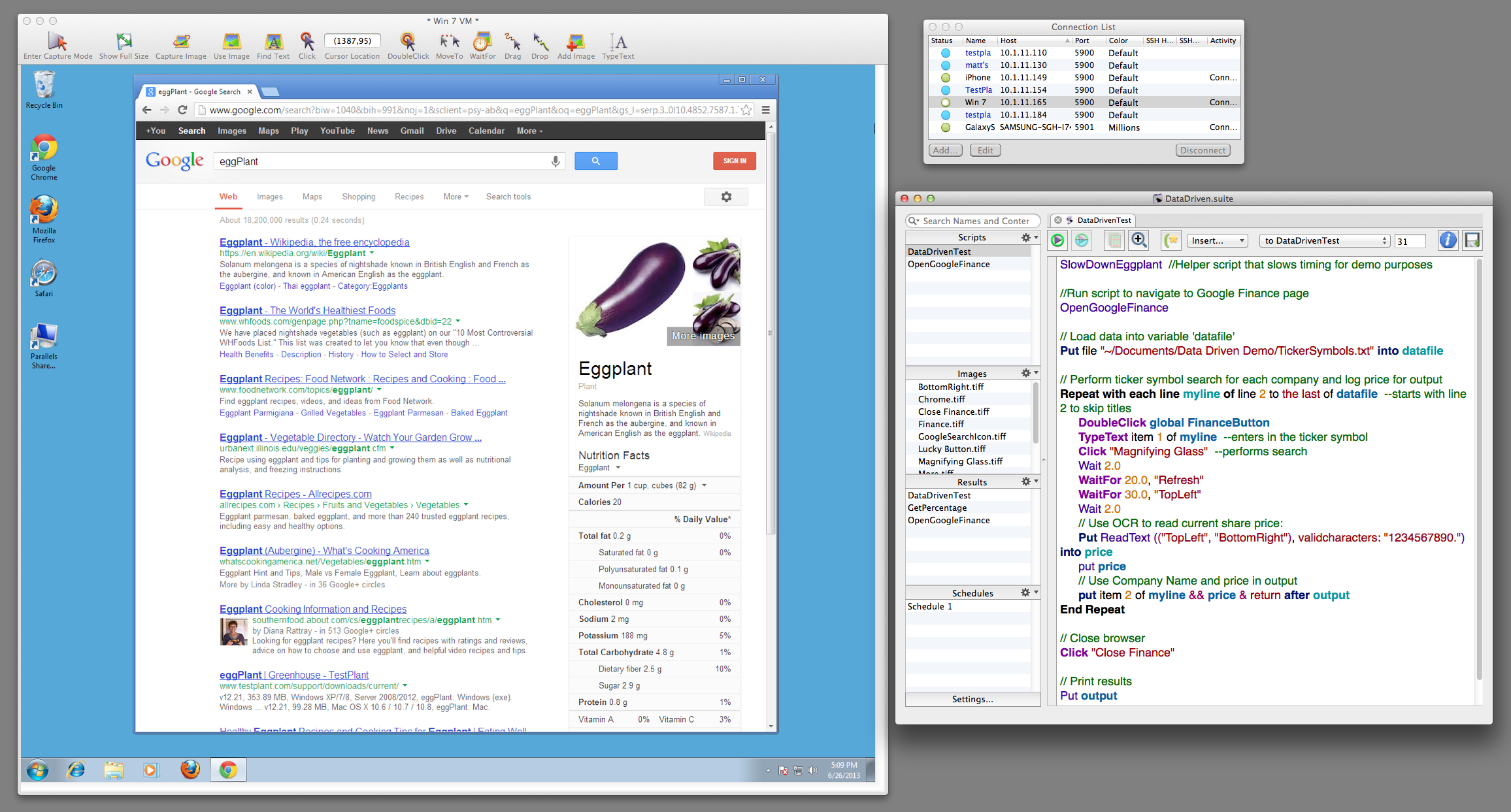 7 Best generic (image based) GUI functional test frameworks