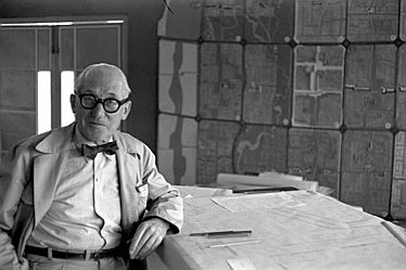 Paris - Le Corbusier