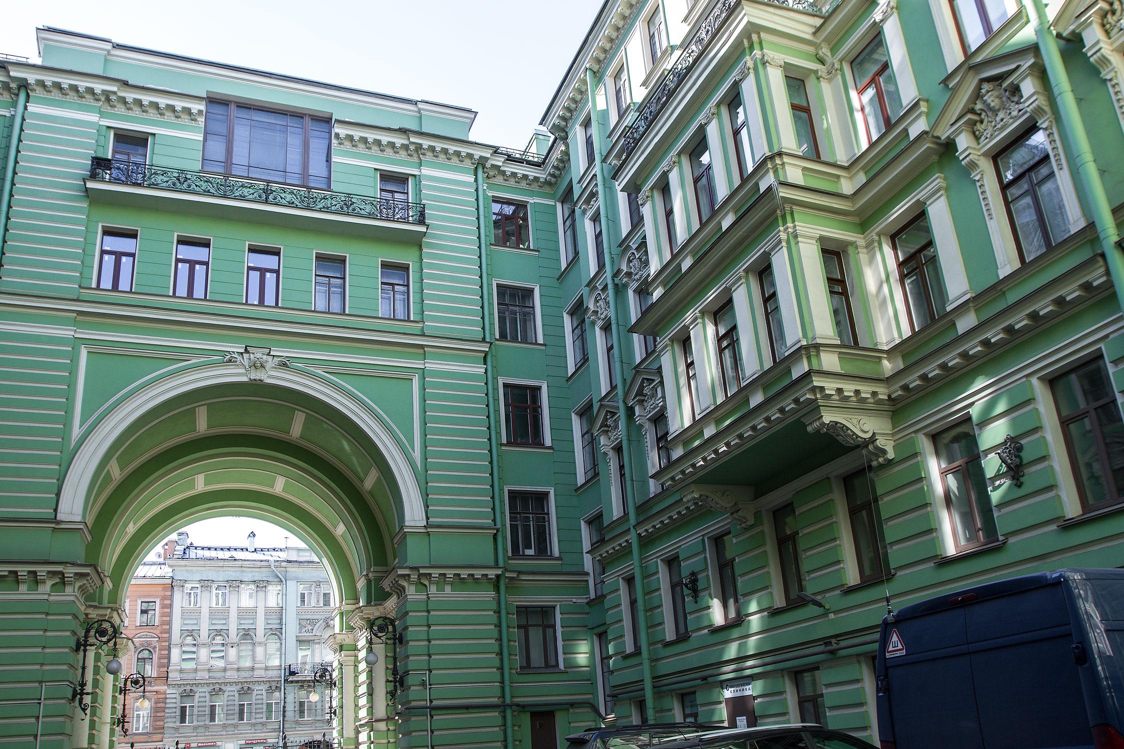 фото квартир доходных домов питера этот день