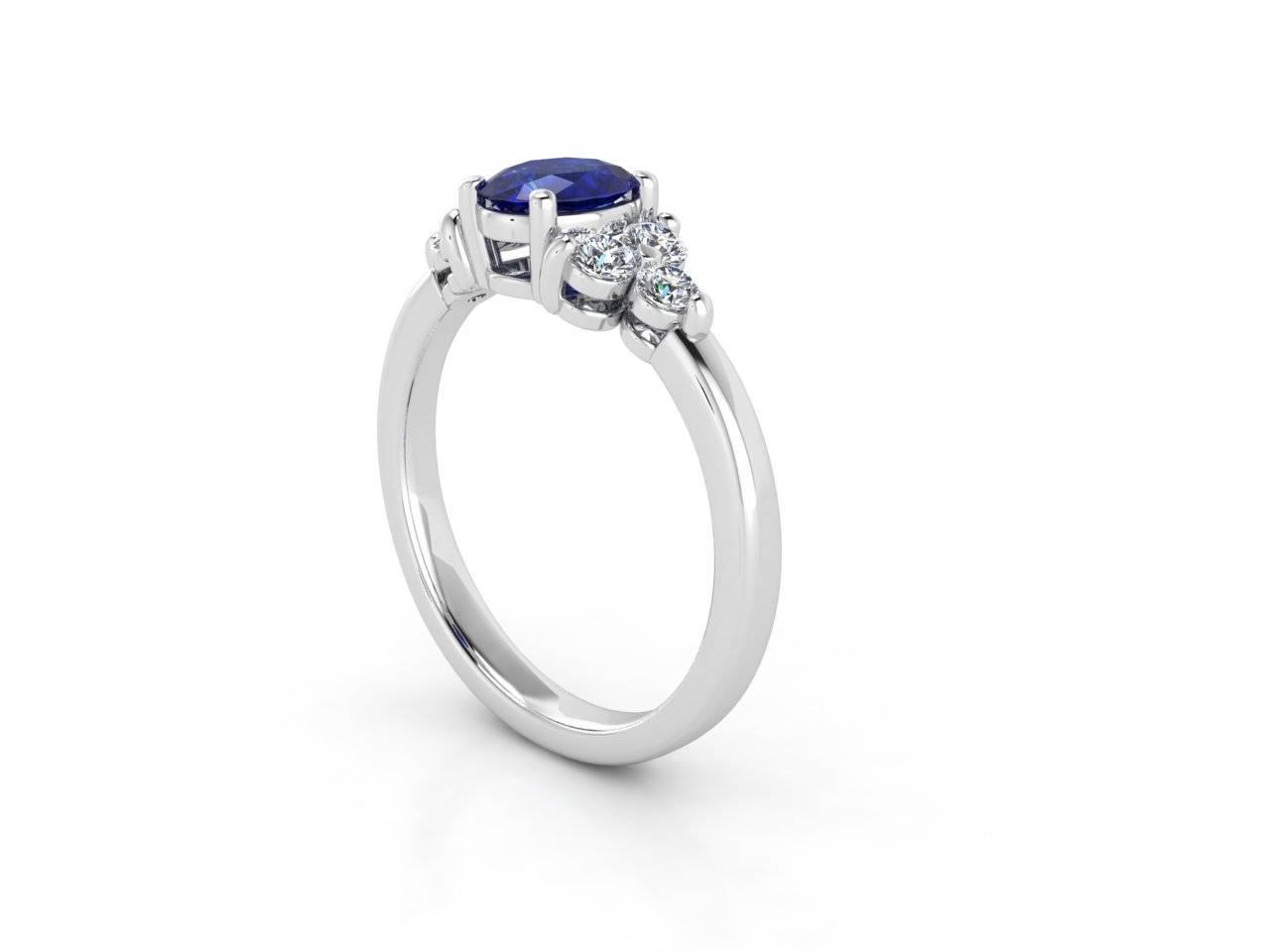 Best Diamond Alternative Engagement Rings