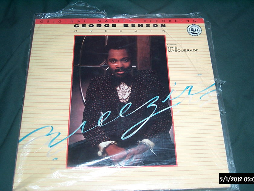 George Benson - Breezin mfsl audiophile vinyl japan Lp