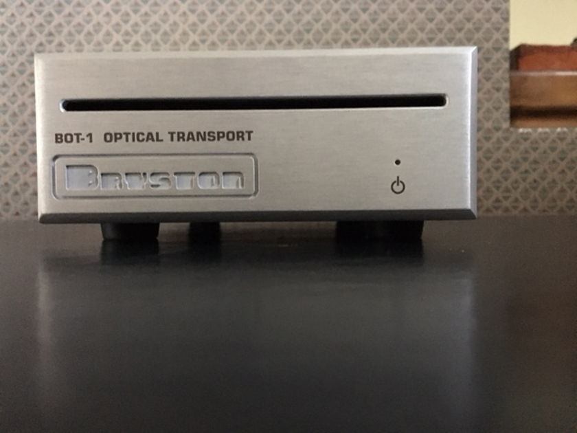 Bryston BOT-1 Optcal Transport CD-Ripper