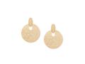 """""""DiDi"""" Earrings - Gold"""
