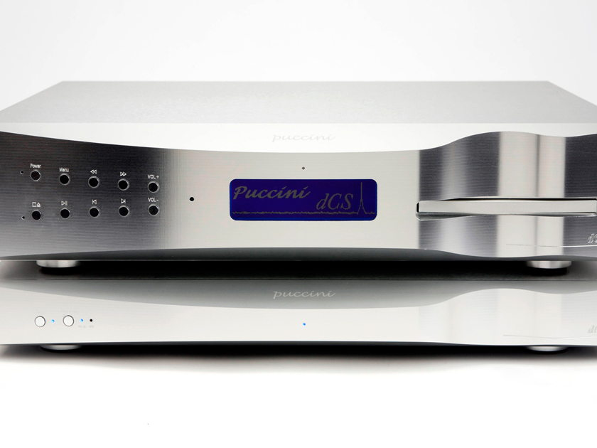 dCS Puccini SACD Player - With warranty