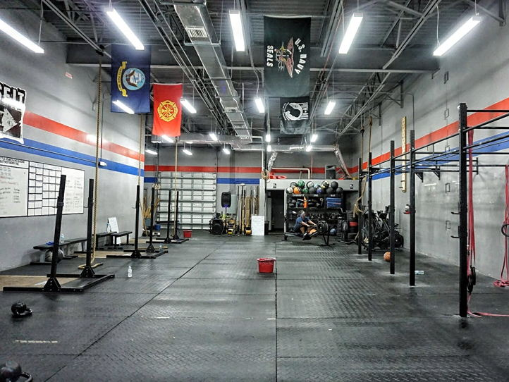 Group Fitness Space