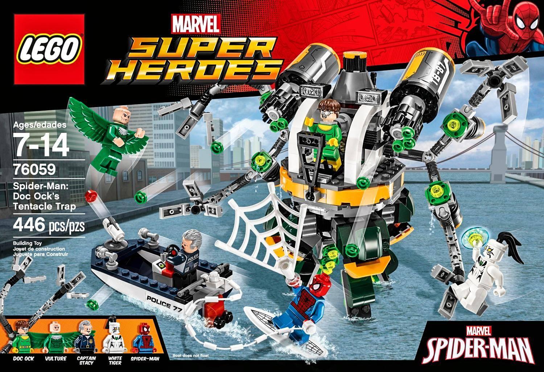 lego spider man dock ocks